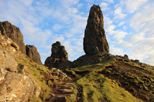 Isle of Skye | Old Man of Storr