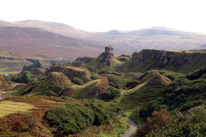 Isle of Skye | Fairy Glen